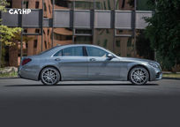 2019 Mercedes-Benz S-Class Right Side View