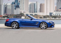 2019 Mercedes-Benz SL-Class Right Side View