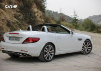 2019 Mercedes-Benz SLC-Class Right Side View