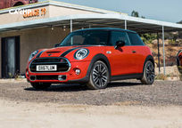 2019 Mini Hardtop 2 Door 3 Quarter View