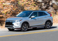 2020 Mitsubishi Eclipse Cross 3 Quarter View