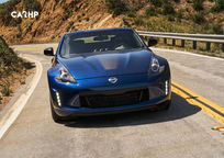 2019 Nissan 370Z Front View