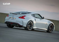 2019 Nissan 370Z NISMO Coupe's exterior image