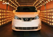 2019 Nissan NV200 Front View