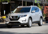 2019 Nissan Rogue Front View