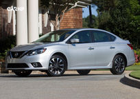 2019 Nissan Sentra Left Side View