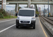 2019 RAM Promaster Front View