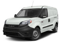 2020 RAM Promaster City 3 Quarter View