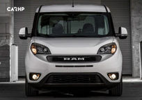 2019 RAM Promaster City Wagon Front View