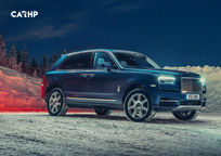 2019 Rolls-Royce Cullinan Right Side View
