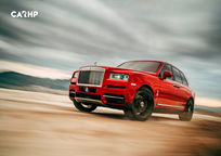 2020 Rolls-Royce Cullinan Front View