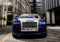 2019 Rolls-Royce Ghost Front View