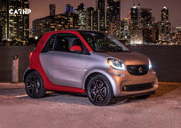 2019 Smart EQ ForTwo electric exterior