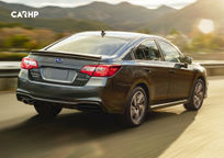 2020 Subaru Legacy Rear View