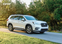2019 Subaru Ascent Right Side View