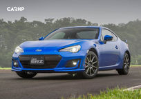 2020 Subaru BRZ 3 Quarter View