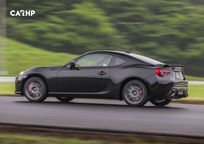 2020 Subaru BRZ Left Side View