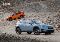 2019 Subaru Crosstrek Right Side View