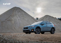 2019 Subaru Crosstrek Left Side View