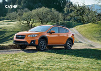2019 Subaru Crosstrek 3 Quarter View