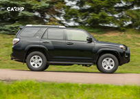 2019 Toyota 4Runner Right Side View