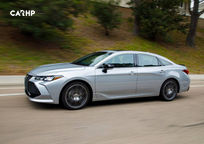 2020 Toyota Avalon Left Side View