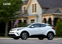 2019 Toyota C-HR Left Side View