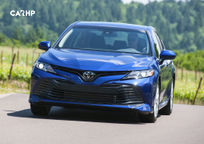 2019 Toyota Camry Front View