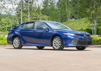 2020 Toyota Camry Right Side View