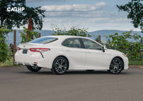 2019 Toyota Camry Right Side View