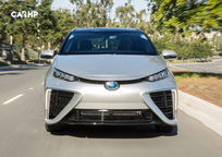 2019 Toyota Mirai electric Front View