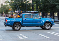2019 Toyota Tacoma Right Side View