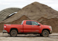 2019 Toyota Tundra Right Side View