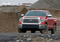 2019 Toyota Tundra Front View