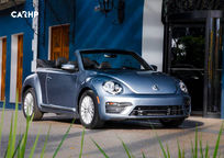 2020 Volkswagen Beetle 3 Quarter View