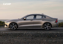 2020 Volvo S60 Left Side View
