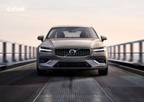 2020 Volvo S60 Front View