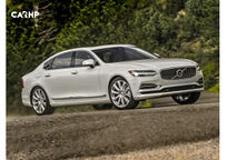 2019 Volvo S90 3 Quarter View
