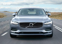 2020 Volvo S90 Front View