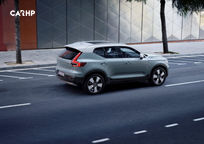 2020 Volvo XC40 Right Side View