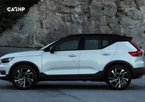 2020 Volvo XC40 Left Side View