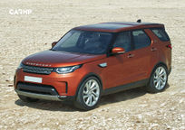 2020 Land Rover Discovery 3 Quarter View