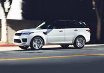 2019 Land Rover Range Rover Sport Left Side View