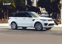 2019 Land Rover Range Rover Sport Right Side View