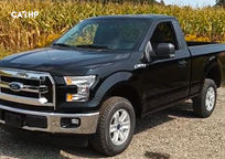 2018 Ford F-150's exterior image