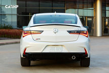 2020 Acura ILX Rear View