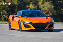 2020 Acura NSX hybrid Front View