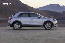 2020 Audi Q3 Right Side View