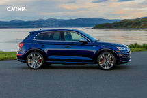 2020 Audi SQ5 Right Side View
