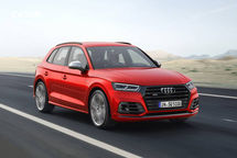 2020 Audi SQ5 3 Quarter View